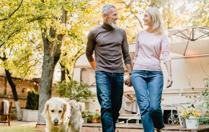 looking for ways to enjoy your retirement?